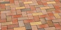 Купить тротуарную плитку из клинкера в Омске
