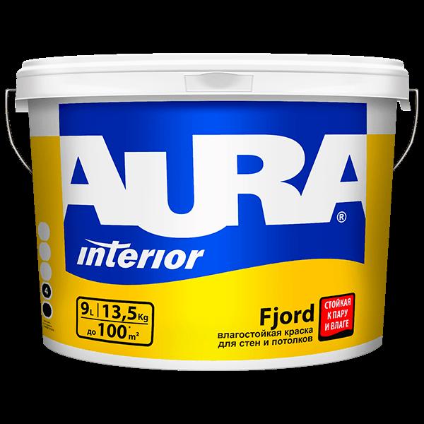 Купить краску для фасада Aura Interior Fjord в Омске