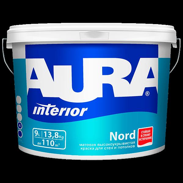 Купить краску для фасада Aura Interior Nord в Омске