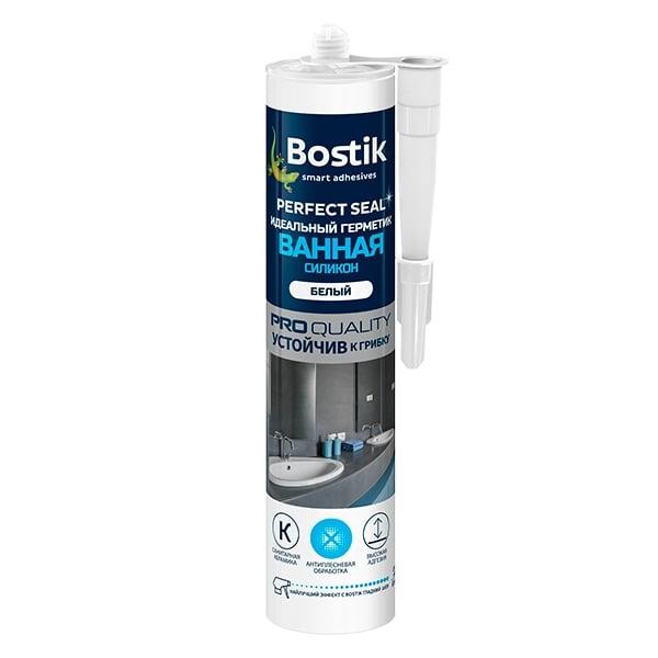 Купить силиконовый герметик Bostik Perfect Ванная Силикон Омск