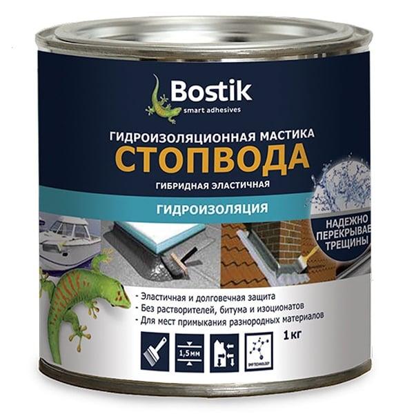 Купить гидроизоляционная мастика Bostik Стоп Вода Омск