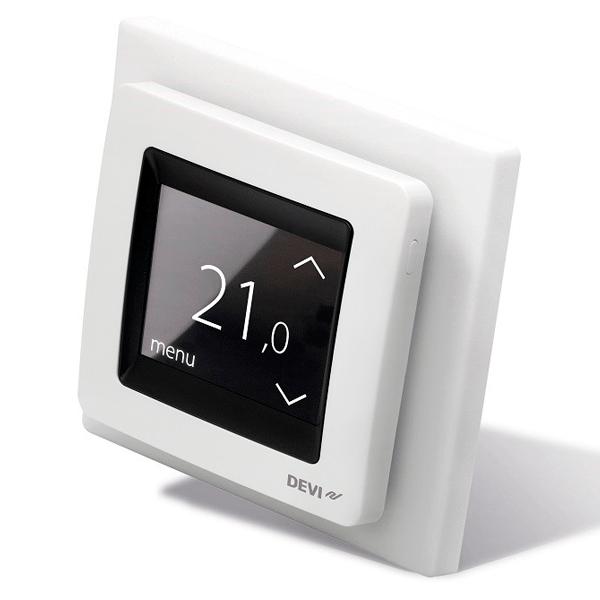 Купить терморегулятор DEVI Touch Омск
