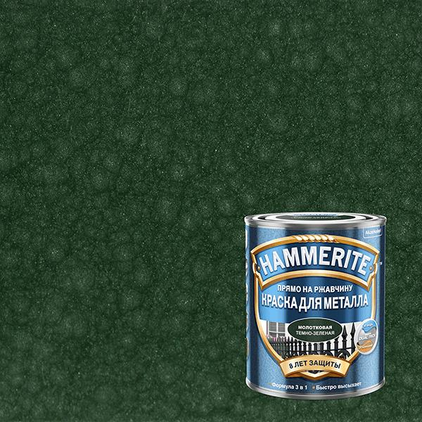 Краска для металла Hammerite