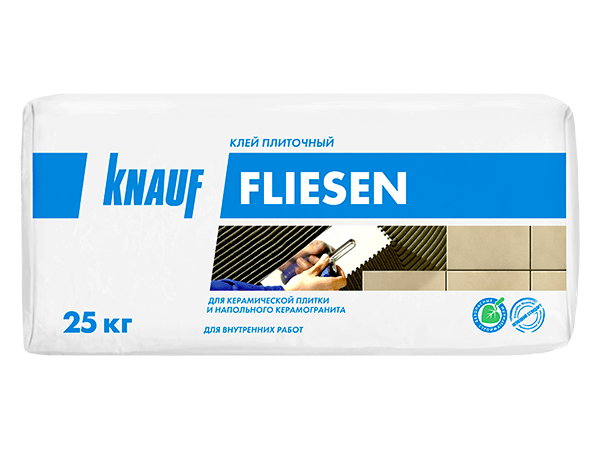 Клей для плитки Кнауф Флизен Омск