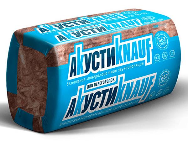 Купить шумоизоляция Knauf Insulation АкустиKNAUF Омск