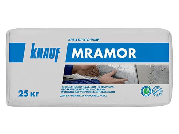 Клей для плитки Кнауф Мармор Омск