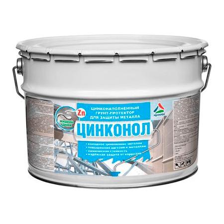 Купить грунт по ржавчине Краско Цинконол Омск
