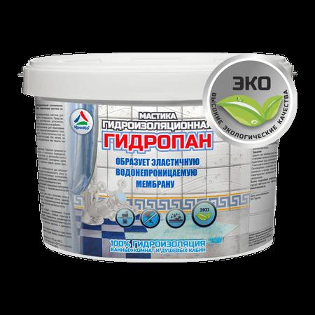 Купить полимерную гидроизоляцию Краско Гидропан Омск