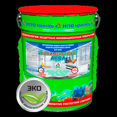 Купить краску для бетонного пола Краско Полимерстоун-Аква Омск