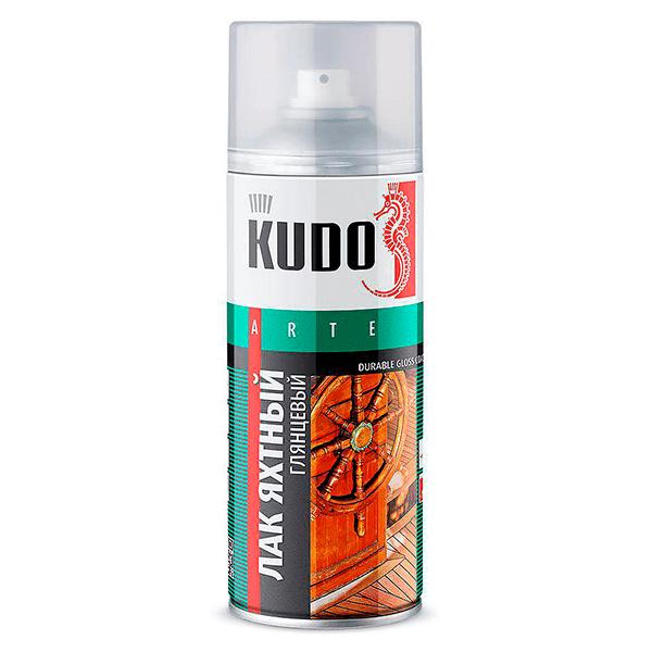 Купить Лак яхтный глянцевый Kudo Arte KU-9003 Омск