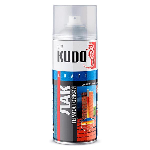 Купить Лак термостойкий Kudo Kraft KU-9006 Омск