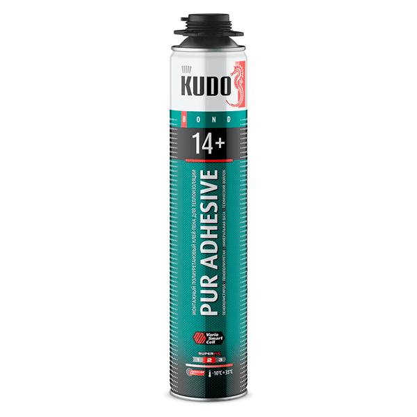 Купить жидкая теплоизоляция Kudo Pur Adhesive Proff 14+ Омск