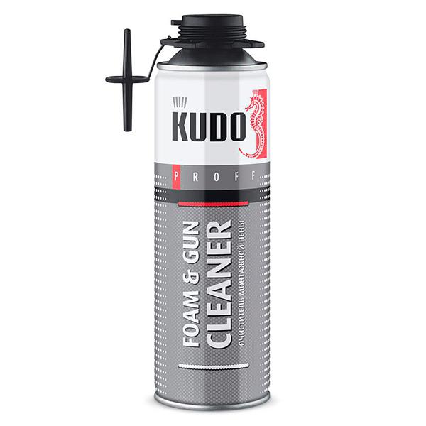 Купить Очиститель монтажной пены Kudo Proff Foam & Gun Cleaner Омск