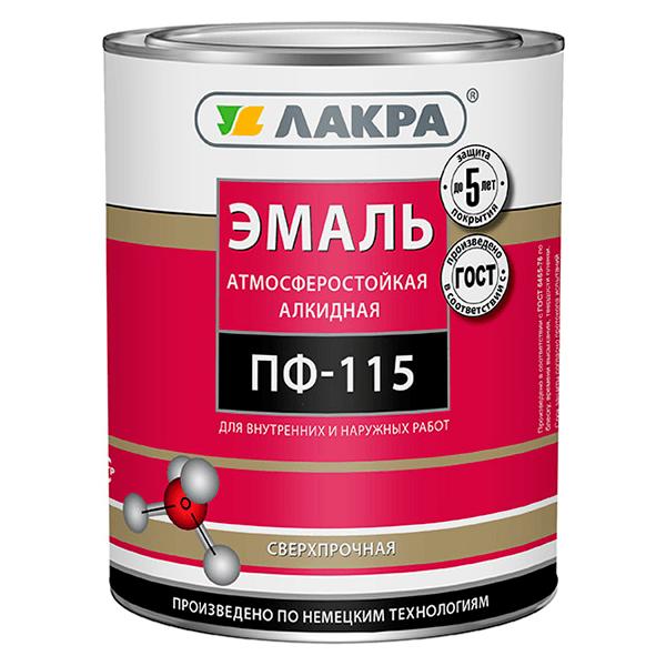 Купить лак Лакра ПФ-115 Омск