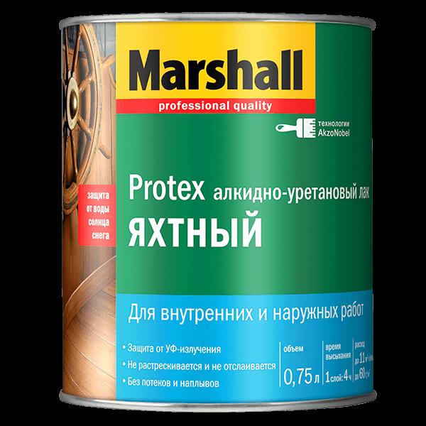 Купить лак яхтный Marshall Protex Яхтный Омск