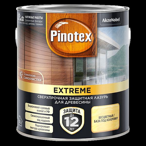 Защитная пропитка Pinotex Extreme