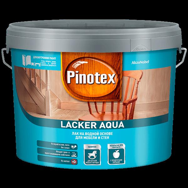 Pinotex Lacker Aqua Омск