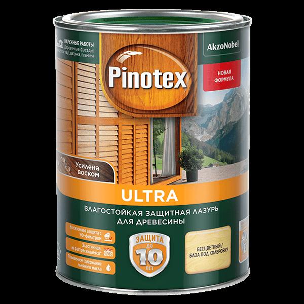Купить пропитка для дерева Pinotex Ultra в Омске