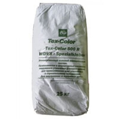 Купить клей Tex-Color 500 R WDVS-Spzialkleber Омск