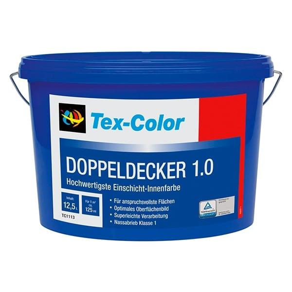 Купить краска Tex-Color Doppeldecker 1.0 Омск
