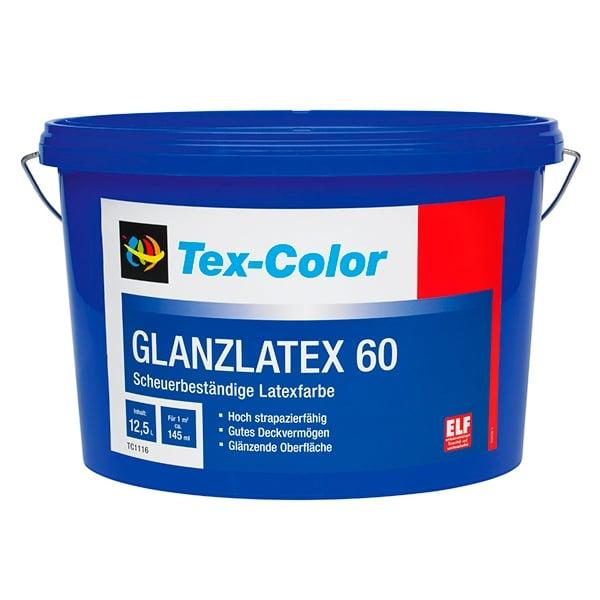 Купить краска интерьерная Tex-Color Glanzlatex 60 Омск