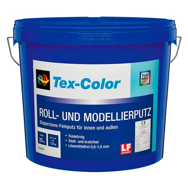 Купить штукатурка Tex-Color Roll- und Modelierputz Омск