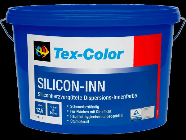 Купить краска интерьерная Tex-Color Silicon-Inn Омск
