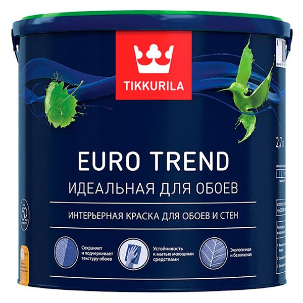 Купить краска Tikkurala Euro Trend Омск