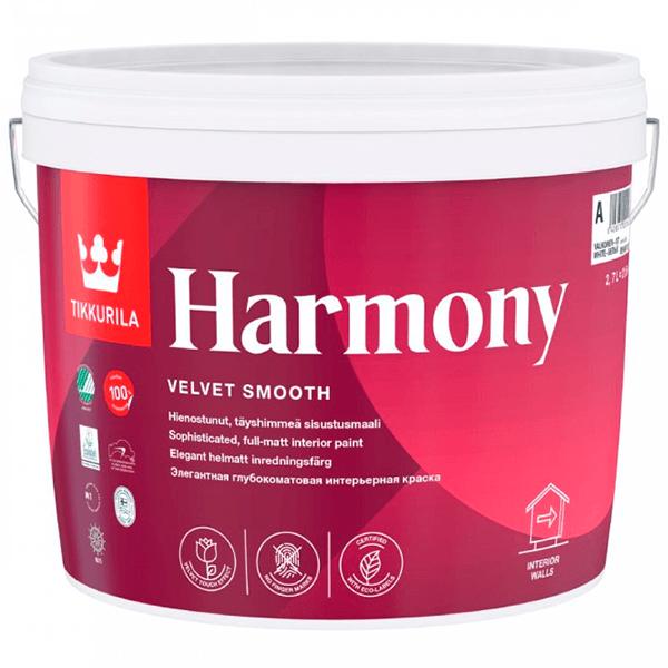 Купить краска Tikkurala Harmony Омск