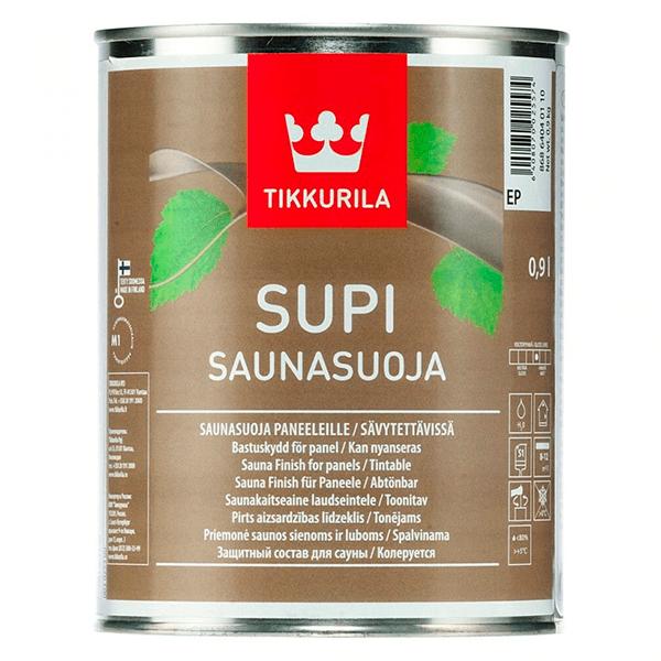 Купить краска Tikkurala Supi Saunasuoja Омск