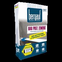 Купить штукатурку цементную Bergauf Bau Putz Zement Омск