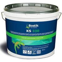 Купить акриловый клей для линолеума и ПВХ Bostik KS 330 Омск
