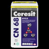 Купить Стяжка пола Ceresit CN 68 Nivelir Омск