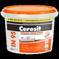 Купить шпаклевка Ceresit IN 95 Омск