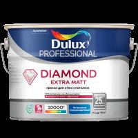 Купить краска износостойкая Dulux Diamond Extra Matt Омск