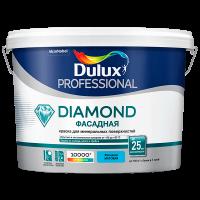 Купить краска по бетону Dulux Diamond Фасадная Омск