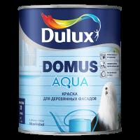 Купить краска для фасада Dulux Domus Aqua Омск
