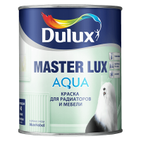 Купить краска для радиаторов Dulux Master Lux Aqua Омск