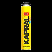 Купить пену монтажную Kapral 65 PRO Омск