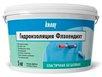 Купить гидроизоляцию Кнауф Флэхендихт Омск