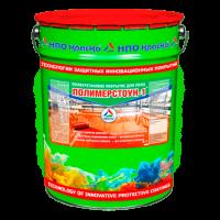 Купить краску для бетонного пола Краско Полимерстоун-1 Омск