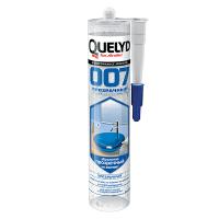 Купить клей-герметик Quelyd 007 Прозрачный Омск