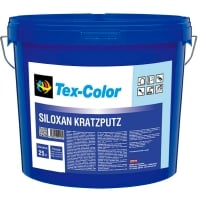 Купить штукатурка Tex-Color Siloxan Kratzputz Омск