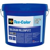Купить штукатурка шуба Tex-Color Siloxan Rillenputz Омск