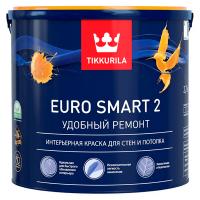 Купить краска Tikkurala Euro Smart 2 Омск